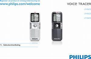 Philips Lfh0615  00 User Manual Gebruiksaanwijzing Lfh0615