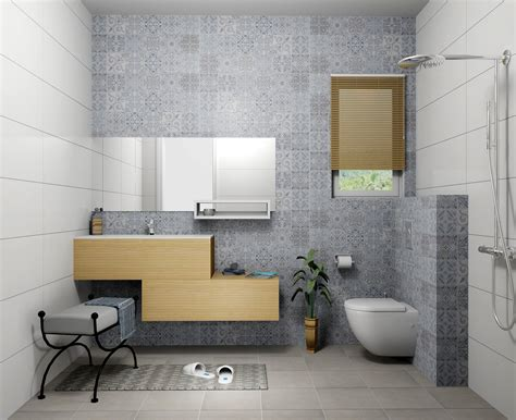badezimmer fliesen simulator porcelanosa antique blue concrete silver tiles simulated by levana ledermann designing