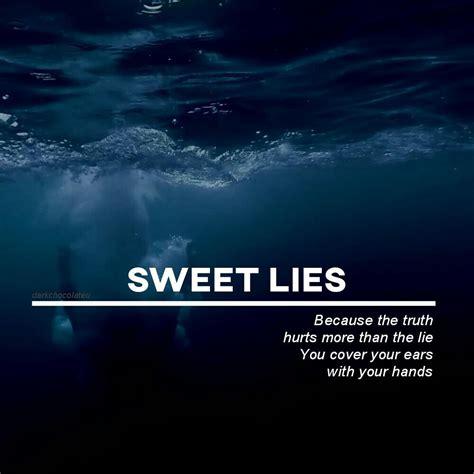 exo quotes wallpaper exo sweet lies lyrics quote wallpaper exo wallpaper