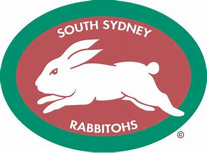 Rabbitohs Sydney South Logos Nrl Rabbit 1998