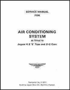 Air Conditioning System Service Manual  Xkebooks Com