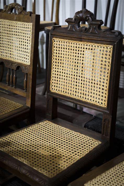 Cannage De Chaise Technique by Vannerie Rempaillage Cannage Les Ateliers De Mons
