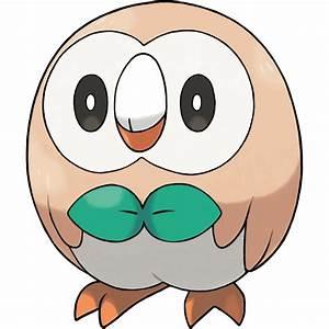 Rowlet (Pokémon) - Bulbapedia, the community-driven ...