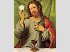 Solemnity of the Most Holy Body and Blood of Christ June