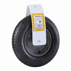 Roue Brouette Haemmerlin : roue de brouette gonflable diam tre 380mm pf 150 ba haemmerlin bricozor ~ Mglfilm.com Idées de Décoration