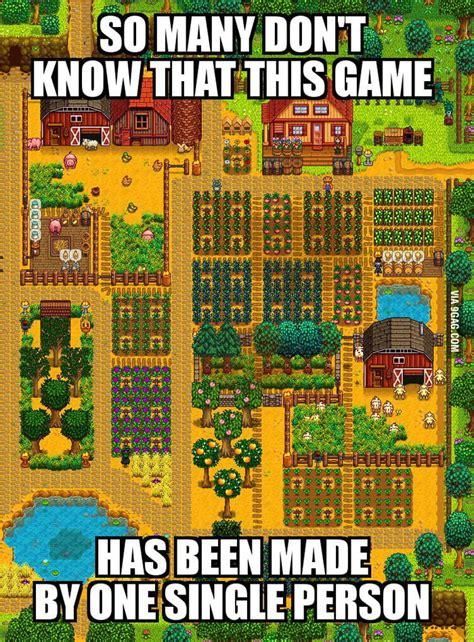 Stardew Valley Memes - so many stardew valley 9gag