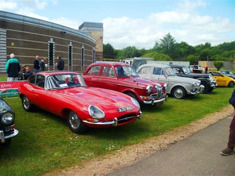10 Of The Best Classic Car Shows And Events In 2017