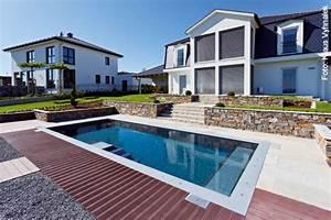 Schwimmbad Zu Hause De : innovatives design schwimmbecken schwimmbad zu ~ Markanthonyermac.com Haus und Dekorationen