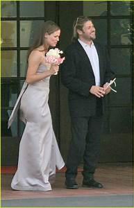 Full Sized Photo of jennifer garner wedding 11   Photo ...