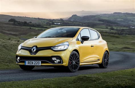 Renault Clio Rs by 2018 Renault Clio R S Trophy Now On Sale In Australia