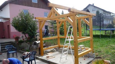 Grill Dach Selber Bauen by Ein Dach Grillforum Und Bbq Www Grillsportverein De