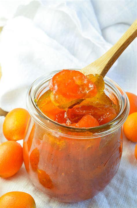 kumquat recipes kumquat jam recipe wonkywonderful