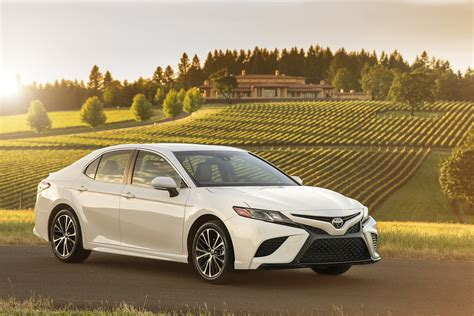 Laking Toyota   2019 Toyota Camry: Comfort mixed with ...