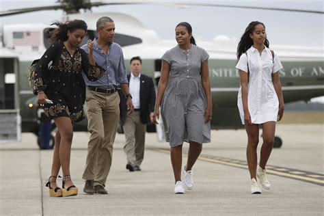 Malia And Sasha Obama's Style Evolution [photos] News