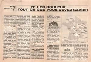 Tele Couleur France : bien avant la tnt les antennes d 39 mission tv en france dans les ann es 50 60 ~ Melissatoandfro.com Idées de Décoration