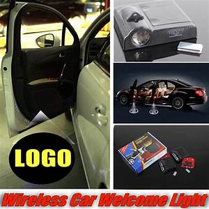 For Ford Puma Car Lacer Welcome Door Lights    Projetion