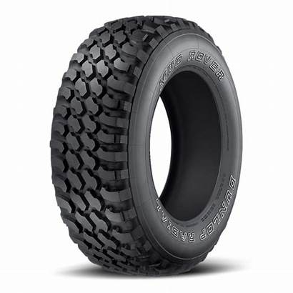 Dunlop Rover Mud Radial Tires Tire