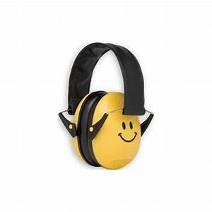 Casque Anti Bruit Musique : casque antibruit enfant smiley muffy ~ Dailycaller-alerts.com Idées de Décoration