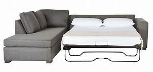 picturesque gray fabric sleeper couch with pull out bed With pull up sofa bed