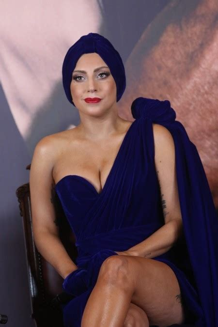 Lady Gaga Poses Naked For GQ Italy PHOTO Entertainment