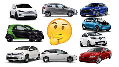 si馮e auto tutte le auto elettriche che si possono acquistare in italia nel 2018