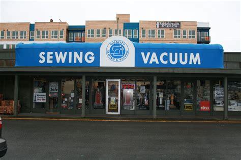 quality sewing vacuum hobby shops ballard seattle