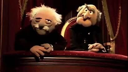 Muppet Muppets Animal Statler Waldorf Grumpy Jim