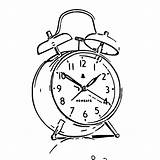 Coloring Clock Alarm Sl Printable Cartoonized Covent Garden Pages Wecoloringpage sketch template