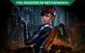 Injustice 2 for Mobile Pre-Registration Begins Today ...