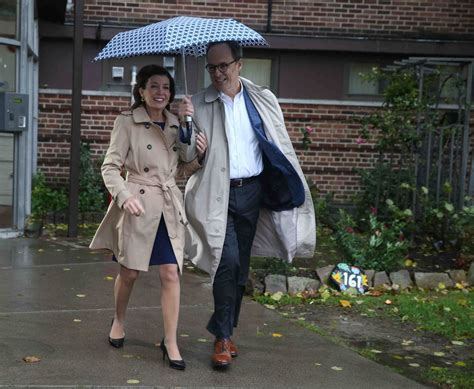 William hochul is a former united states attorney and the husband of kathy hochul, who was first elected as new york lieutenant governor in 2014. Lieutenant Gov Kathleen Hochul: Lieutenant Gov. Kathleen Hochul leaves in the rain with her ...