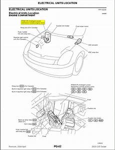 Diagram For A 2005 Infiniti M45 Parts  Diagram  Free