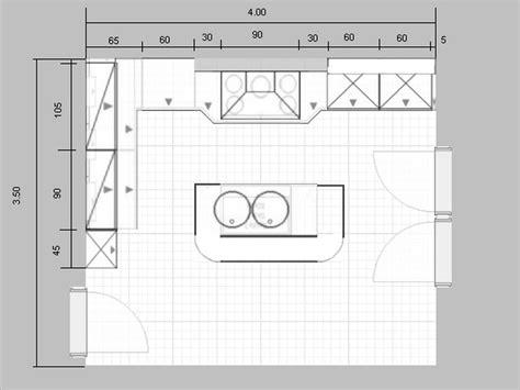 plans cuisine ouverte comment faire les plans de sa maison 13 plan
