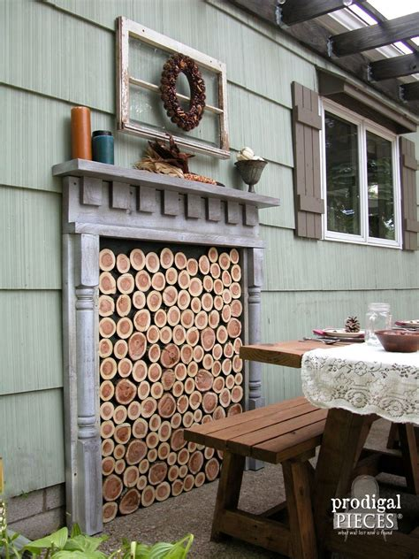 how to build a faux fireplace hometalk how to build a faux fireplace outdoor or indoor
