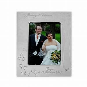 Cadre Photo Mariage : cadre photo mariage personnalis ~ Teatrodelosmanantiales.com Idées de Décoration
