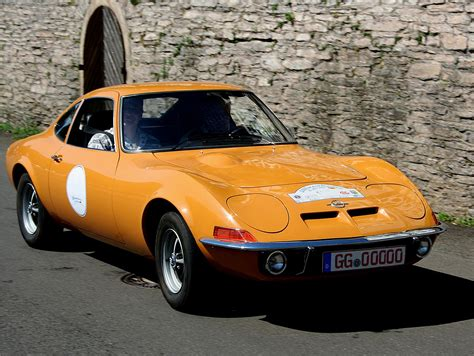 Opel Gt Wiki opel gt