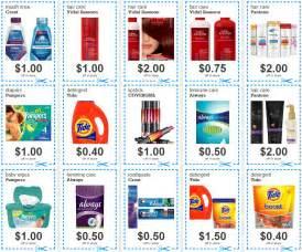 p g printable coupons