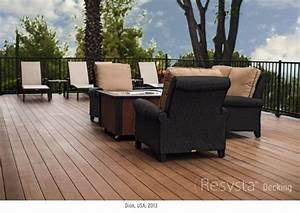 Terrassendielen Wpc Erfahrungen : erfahrung mit resysta alternative zur holz terrasse ~ Watch28wear.com Haus und Dekorationen