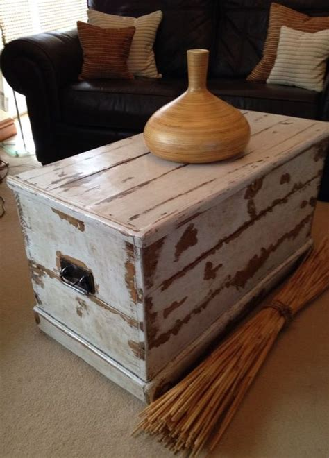 wooden chest trunk coffee table blanket box trunk coffee tables and trunks on pinterest