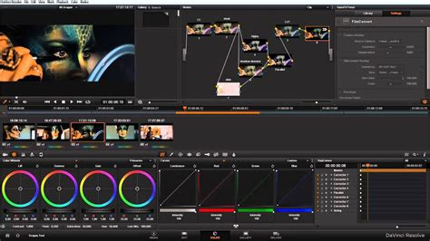 film convert  davinci resolve  perfect marriage
