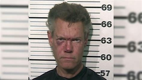 Randy Travis Has New Run-in With Police | Entertainment ...