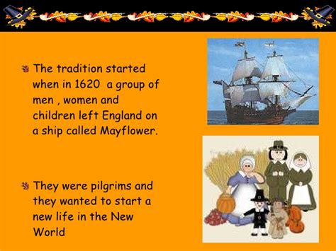 thanksgiving facts for preschoolers thanksgiving powerpoint 992