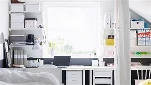 Bureau Garcon Ikea : dans cette chambre 3 en 1 les 5 id es retenir ~ Teatrodelosmanantiales.com Idées de Décoration