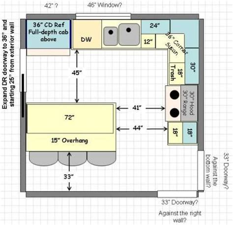 kitchen layout island 12x12 kitchen layouts 12x12 kitchen what would you do