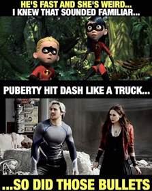 Funny Marvel Memes