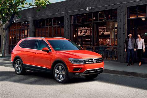 Volkswagen Tiguan Picture by 2018 Volkswagen Tiguan Sel Premium With 4motion