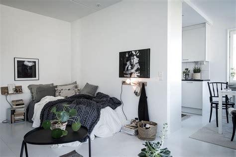 Tiny Scandinavian Studio Loft by Scandinavian Studio Apartment Studio Loft Apartments