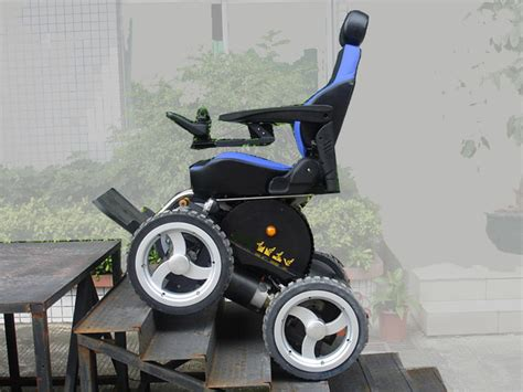 china 4x4 electric wheelchair china motorized