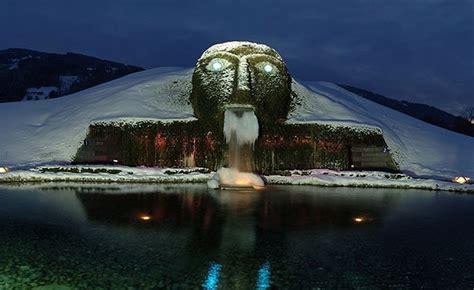 worlds largest kaleidoscope  covered  swarovski crystals