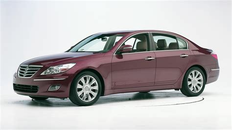 Hyundai Genesis Safety Rating by 2009 Hyundai Genesis
