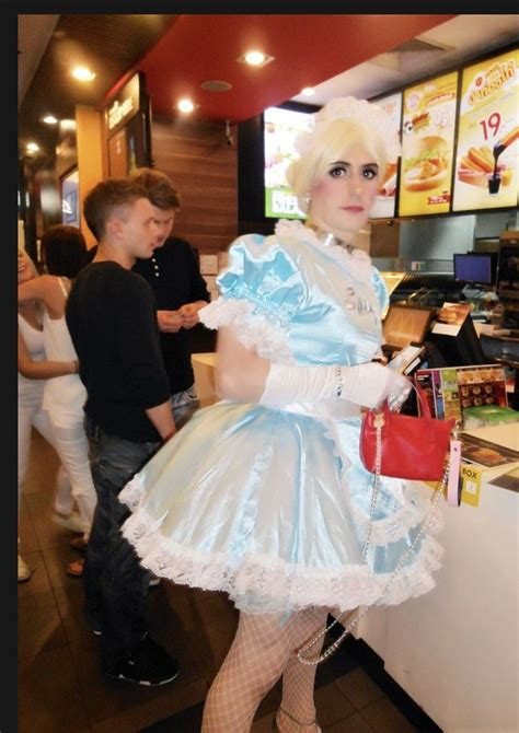 pin  sissy maids